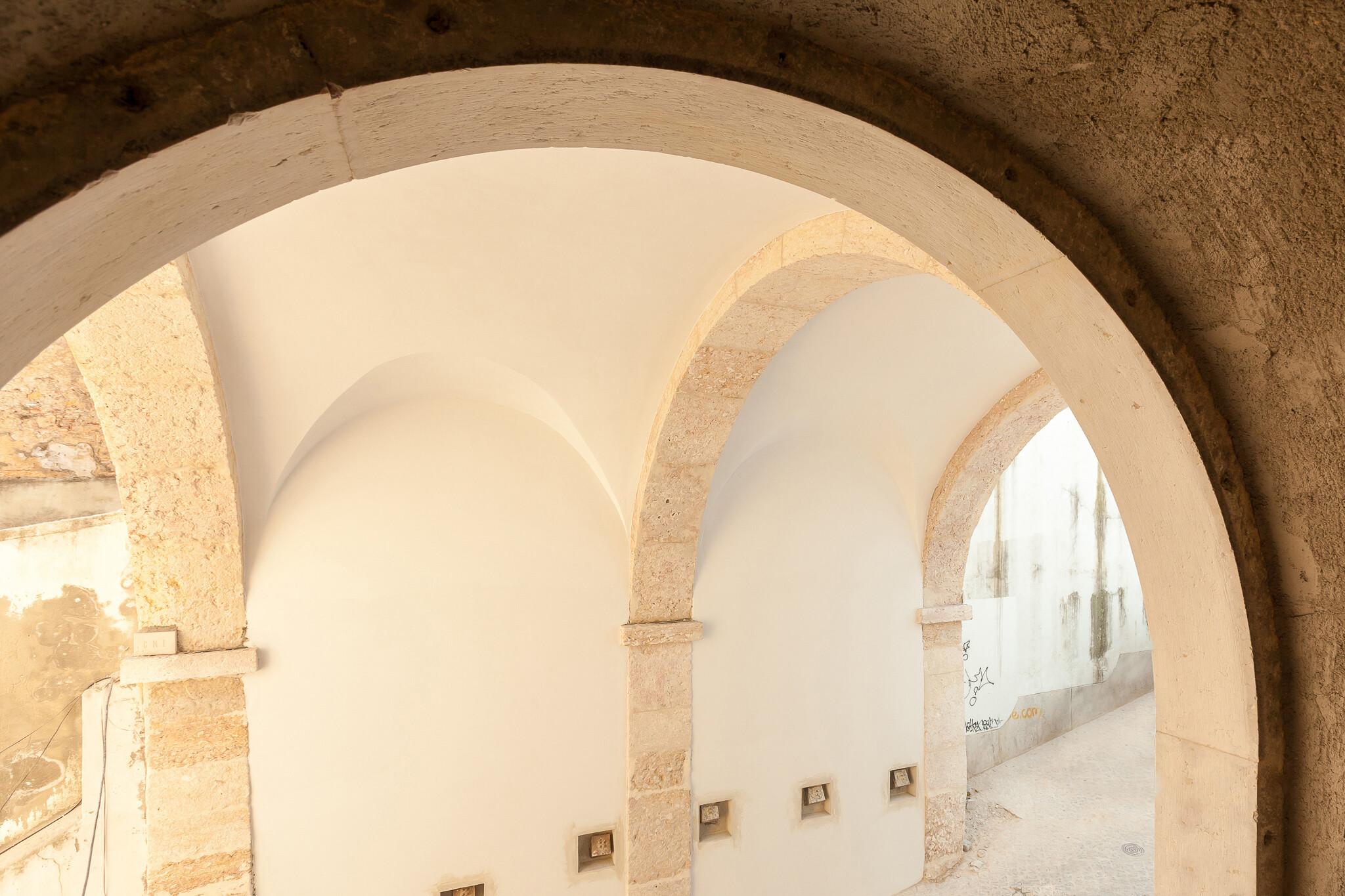 Hotel Convento do Salvador - Lisboa, Portugal - Fotografia de Arquitetura / Architectural Photography - © Adriano Neves - acseven