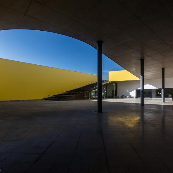 Lisbon Music College building - Portugal, Lisbon